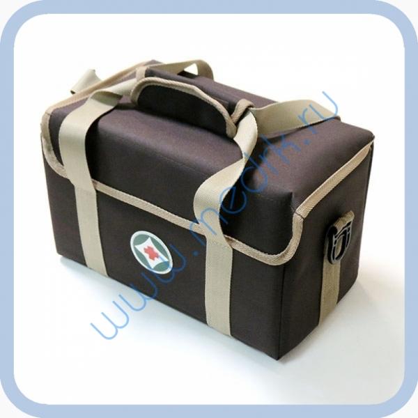 Сумка-укладка медицинская СМ-2 для врачей и медперсонала  Вид 2