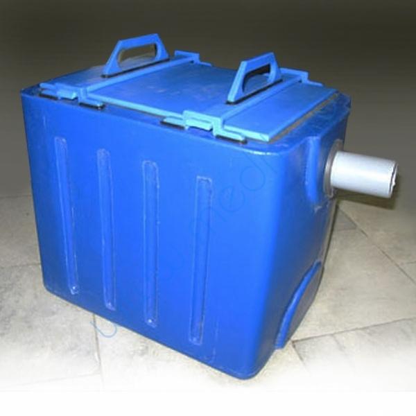 Жироуловители для канализации или под мойку (жироуловитель Тритон)  Вид 1