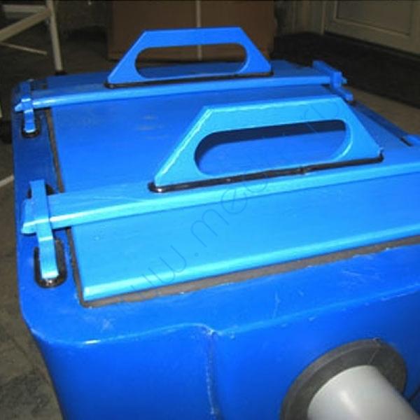Жироуловители для канализации или под мойку (жироуловитель Тритон)  Вид 2