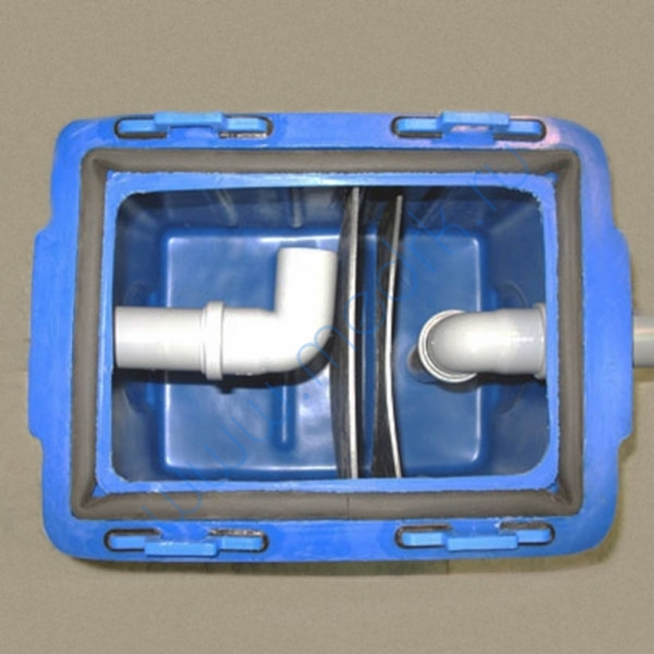 Жироуловители для канализации или под мойку (жироуловитель Тритон)  Вид 3