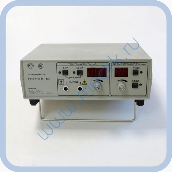 Аппарат Поток-Бр для электрофореза и гальванизации  Вид 6