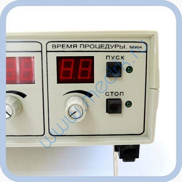 Аппарат Поток-Бр для электрофореза и гальванизации  Вид 8