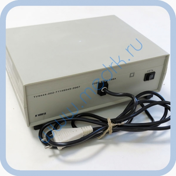 Аппарат Поток-Бр для электрофореза и гальванизации  Вид 9