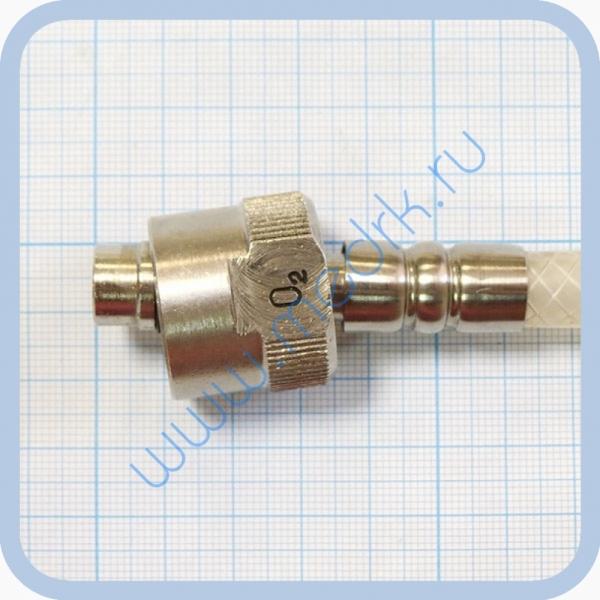 Шланг кислородный армированный с гайками М22х1,5мм  Вид 2