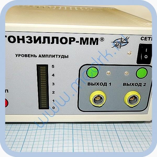 Аппарат ультразвуковой оториноларингологический ТОНЗИЛЛОР-ММ  Вид 3