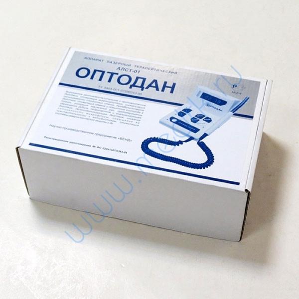 Аппарат лазерный стоматологический АЛСТ-01 ОПТОДАН  Вид 2