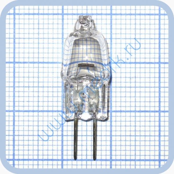 Лампа галогенная (галогеновая) Philips 12345 12V 20W G4