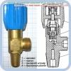 Вентиль кислородный баллонный ВК-97