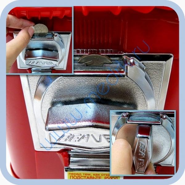 Аппарат для продажи бахил SB-16  Вид 5