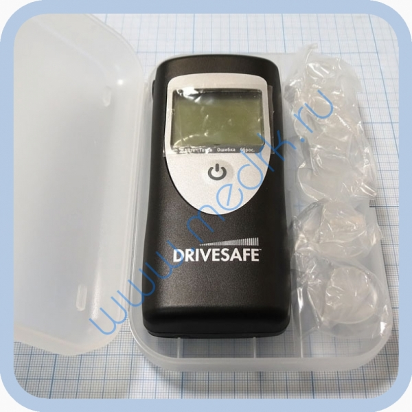 Алкотестер Drivesafe II  Вид 4