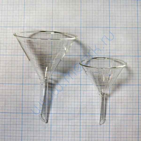 Воронки лабораторные тип В стекло ХС  Вид 2