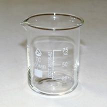 Стаканы стеклянные лабораторные Н-1 с мерной шкалой