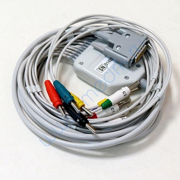 Электрокардиограф ЭК12Т-01-Р-Д портативный  Вид 11
