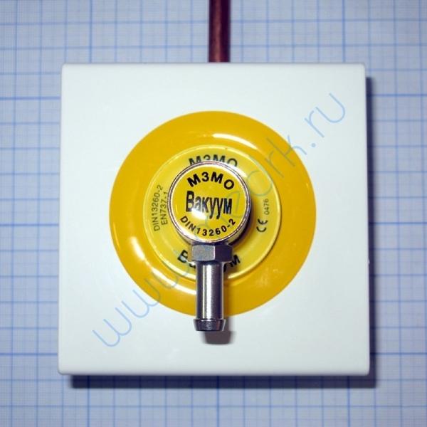 Клапан быстросъемный для вакуума (консоль КПМ-АМС-НГС-1)  Вид 2