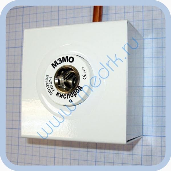 Соединитель быстросъемный для кислорода (консоль КПМ-АМС-НГС-1)  Вид 1