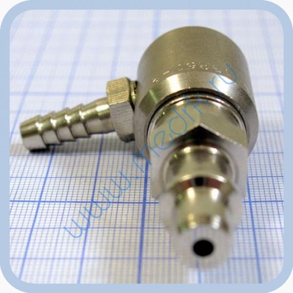 Соединитель быстросъемный для кислорода (консоль КПМ-АМС-НГС-1)  Вид 3