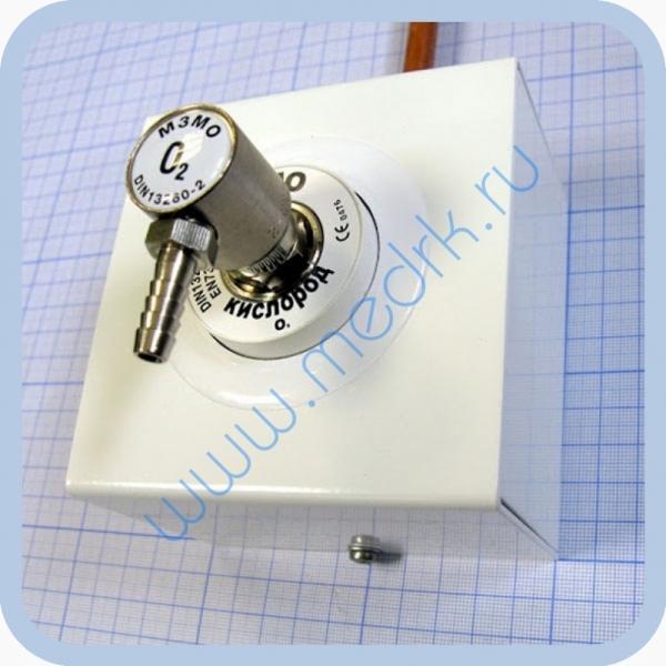 Соединитель быстросъемный для кислорода (консоль КПМ-АМС-НГС-1)  Вид 6