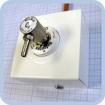 Соединитель быстросъемный для кислорода (консоль КПМ-АМС-НГС-1)