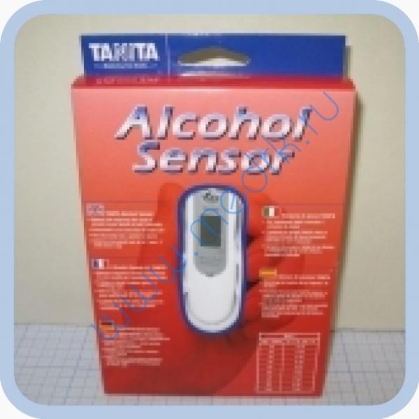 Алкотестер-брелок Tanita HC-207  Вид 2