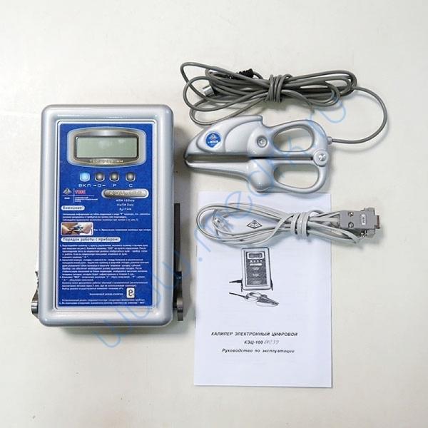 Калипер электронный цифровой КЭЦ-100-1-И-Д ТВЕС  Вид 4