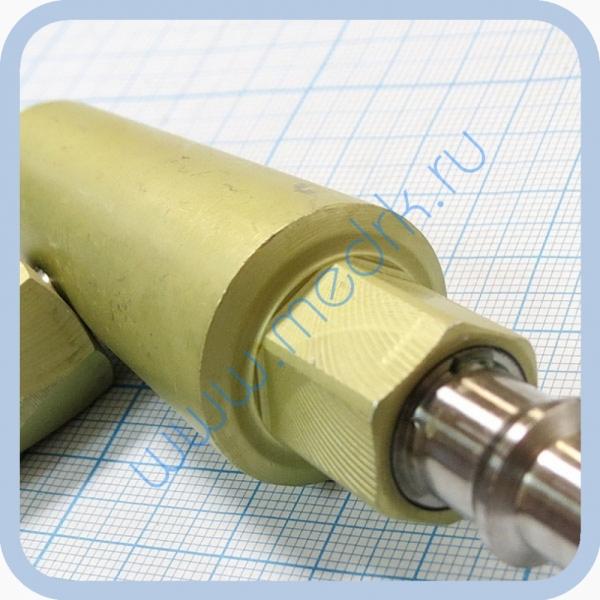 Штекер угловой газовый (кислород) для быстроразъемных соединений  Вид 5