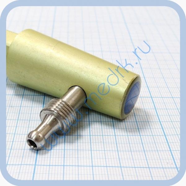 Штекер угловой газовый (кислород) для быстроразъемных соединений  Вид 7