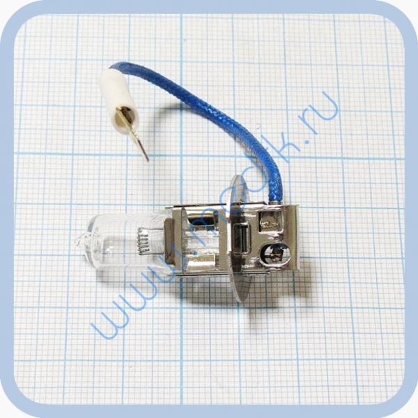 Лампа накаливания автомобильная АКГ 24-70-1 (h3) PK22s  Вид 2