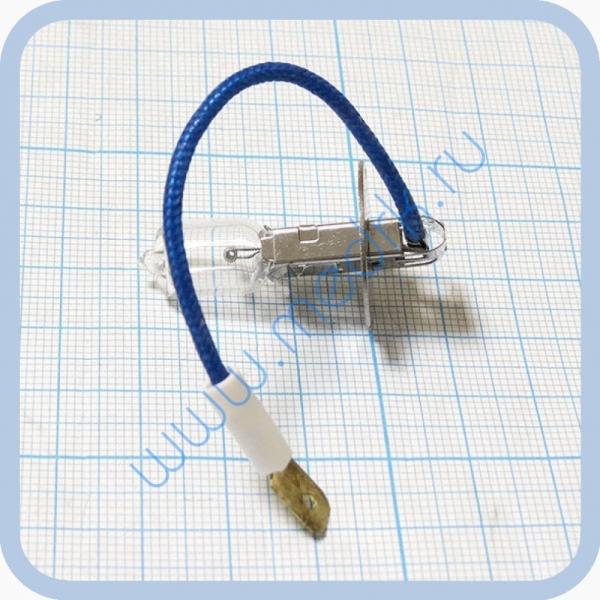 Лампа накаливания автомобильная АКГ 24-70-1 (h3) PK22s  Вид 5