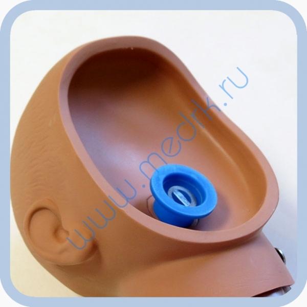 Манекен новорожденного W44541 для обучения реанимации  Вид 2