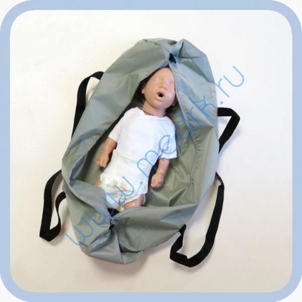 Манекен новорожденного W44541 для обучения реанимации  Вид 5