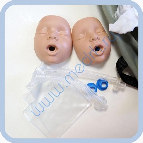 Манекен новорожденного W44541 для обучения реанимации  Вид 6