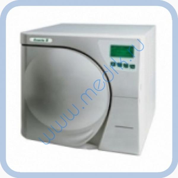 Автоклав Exacta S 17л (паровой стерилизатор)  Вид 2