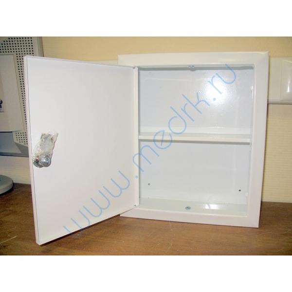 Шкаф-аптечка металлическая 330х280х140  Вид 2