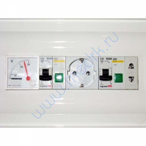 Щиток электрический ЩС Оптима-В с вольтметром  Вид 5