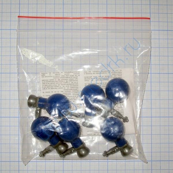 Электрод для ЭКГ с присоской 15 мм FIAB F9008SSC   Вид 2