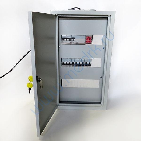 Щит электрический 3-х фазный с вольтметром  Вид 1