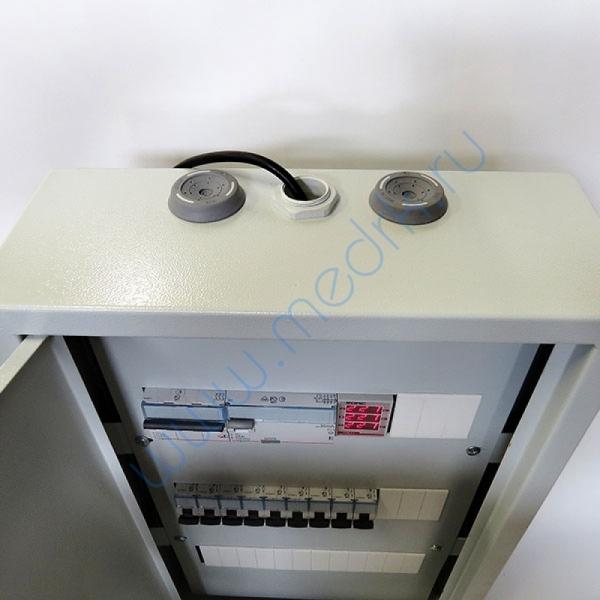 Щит электрический 3-х фазный с вольтметром  Вид 7