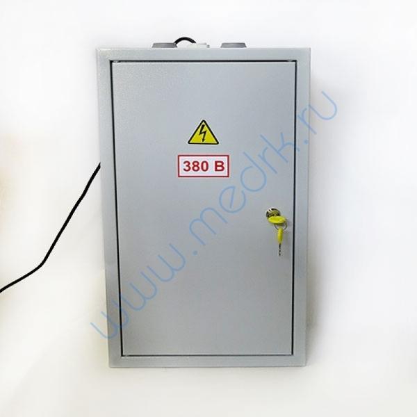 Щит электрический трехфазный ЭЩР-Ф-А-9 с вольтметром  Вид 3