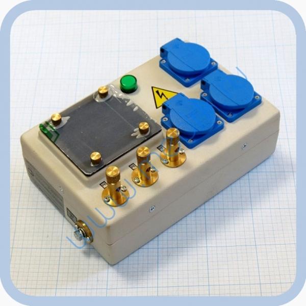 Щит электрический медицинский ЭЩР-Ф-3  Вид 2