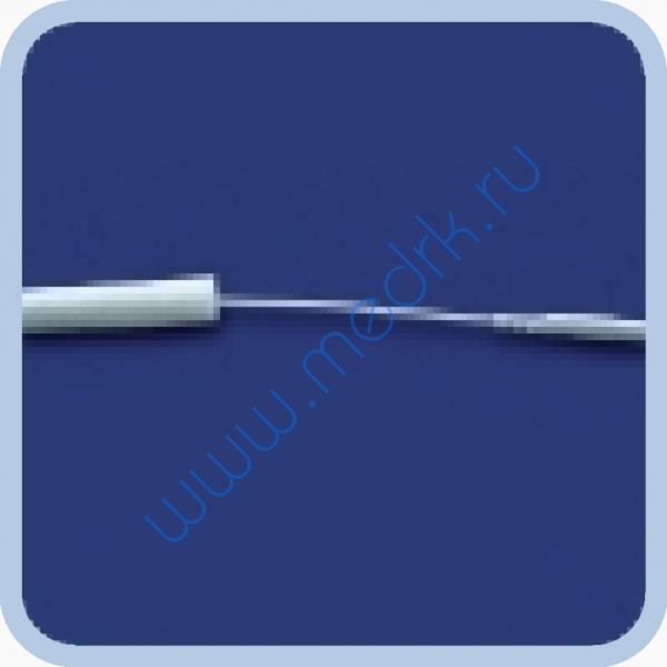 Электрод одноразовый эндоназальный-эндауральный большой под штекер 2 мм  Вид 2