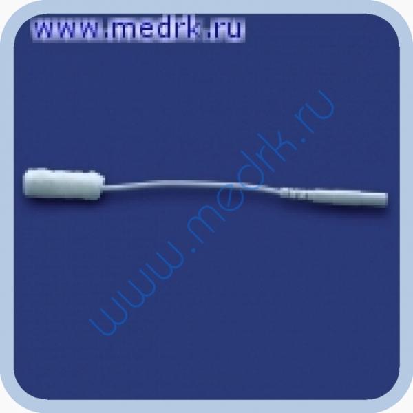 Электрод одноразовый эндоназальный-эндауральный малый под штекер 2 мм
