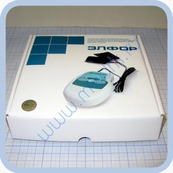 Аппарат ЭЛФОР-портативный для гальванизации и проведения электрофореза  Вид 2