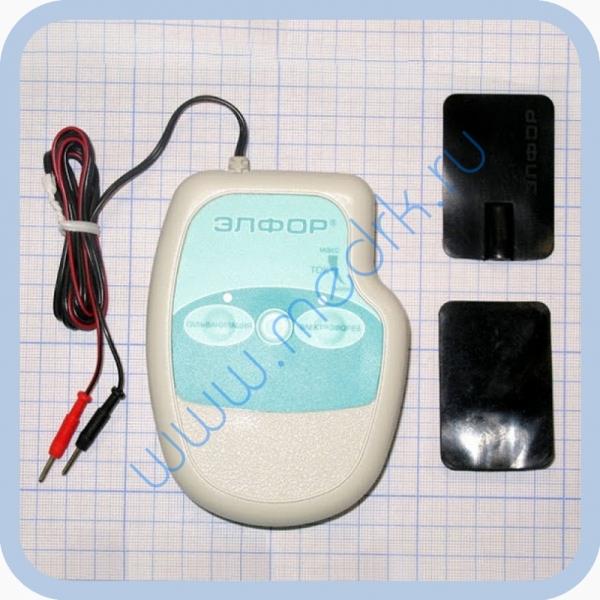 Аппарат ЭЛФОР-портативный для гальванизации и проведения электрофореза  Вид 8