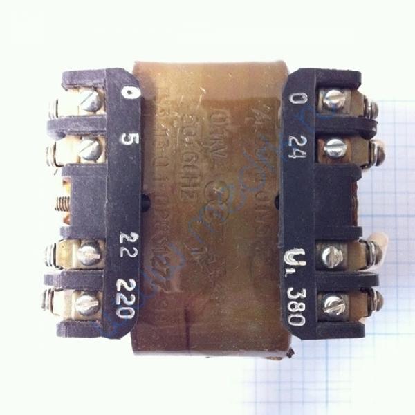 Трансформатор ОСМ1-0,1 для стерилизатора ГК-100-3  Вид 2