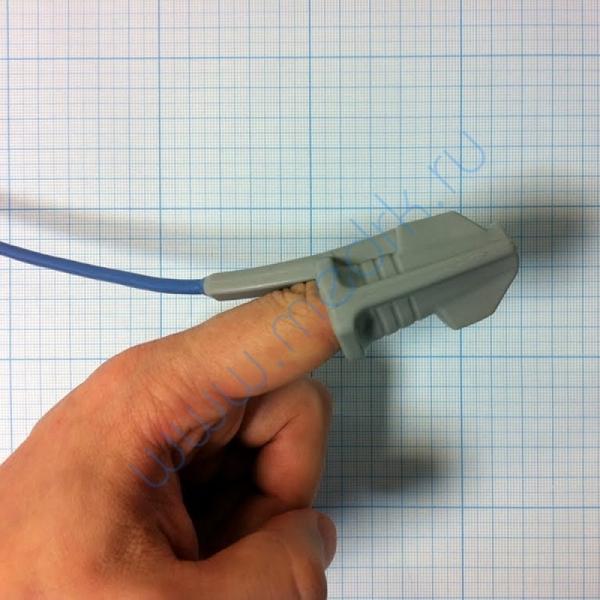Датчик SPO2 для пульсоксиметров и мониторов пациента  Вид 2