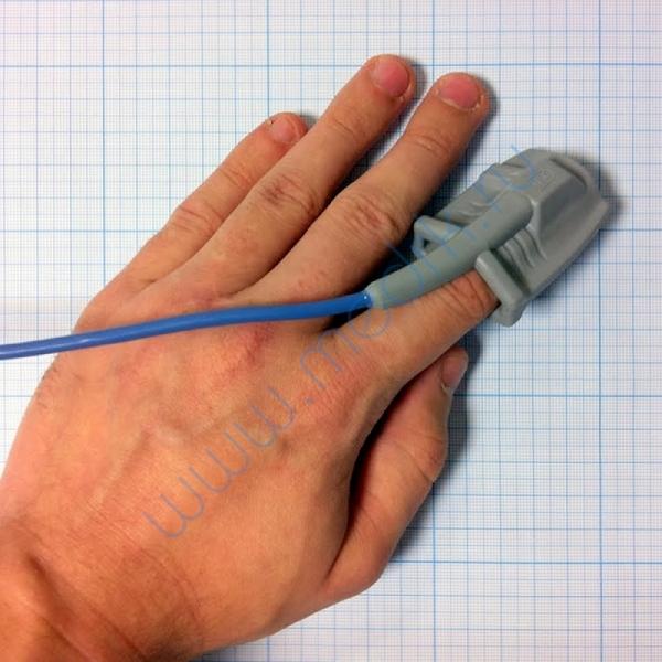 Датчик SPO2 для пульсоксиметров и мониторов пациента  Вид 3