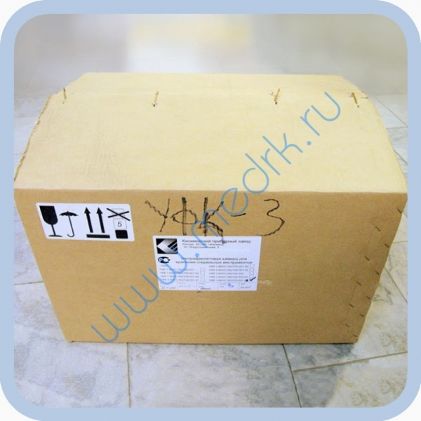 Камера ультрафиолетовая для хранения стерильных инструментов УФК-3  Вид 8