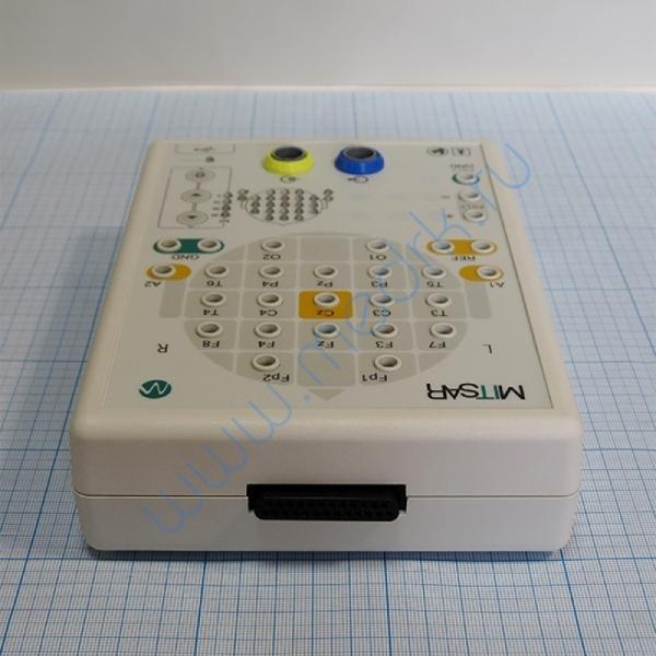 ЭЭГ-аппарат (электроэнцефалограф) МИЦАР-ЭЭГ-03/35-201  Вид 3