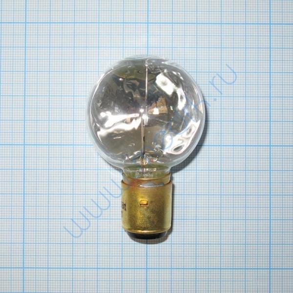 Лампа накаливания самолетная СМЗ 28-60  Вид 2