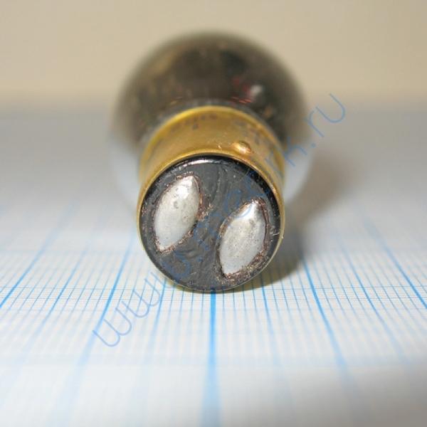Лампа накаливания самолетная СМЗ 28-24  Вид 3